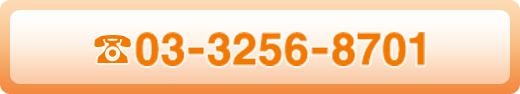 受付電話 03-3256-8701